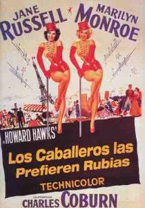 LOS CABALLEROS LAS PREFIEREN RUBIAS