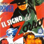 El signo del zorro (1940)