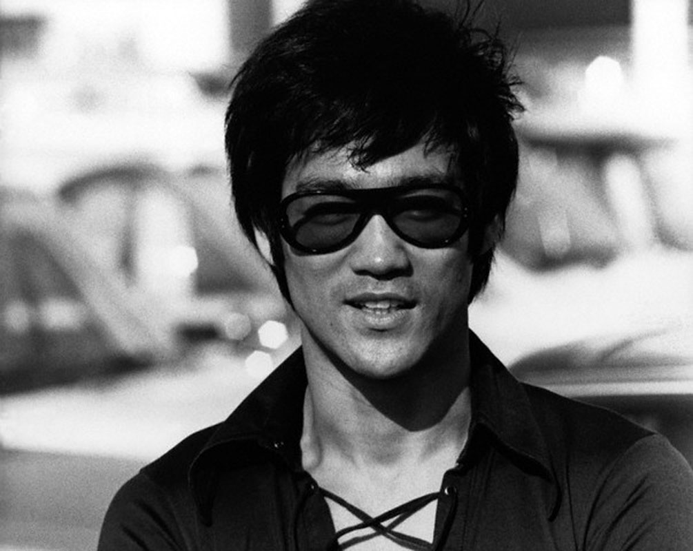 American Actor Bruce Lee