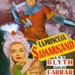 La princesa de Samarkanda 1951